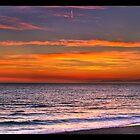 Sunset in Redondo Beach 3 by Phil Becker