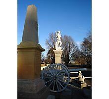 Cenotaph at Ross Photographic Print