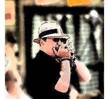 Blues Boy 1 Photographic Print