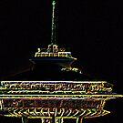 Neon Needle by skreklow