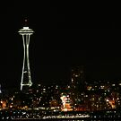Night at the Needle by skreklow