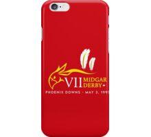 Midgar Derby iPhone Case/Skin