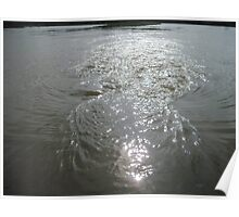 Turbulent Waters Poster