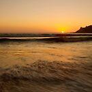 Cape Kiwanda Sunset by Dan Mihai
