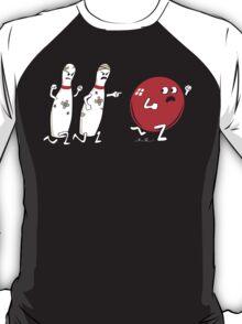 Ten Pins Turn the Tables T-Shirt