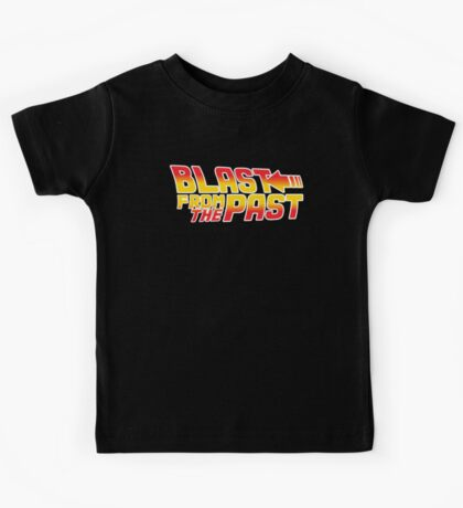 Blast from the Past Kids Tee