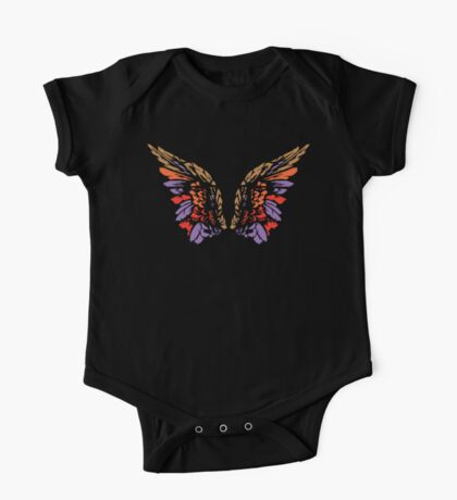 Angelic Wings Kids Clothes