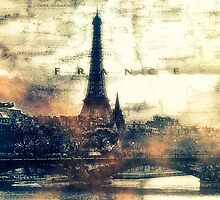 Finding Paris by Barbara D Richards