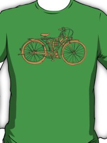 Steam Punk Cycling T-Shirt