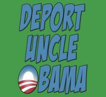 Deport Uncle Obama Kids Clothes