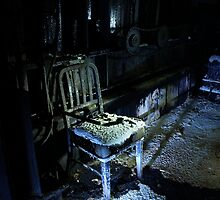 soap on chair by 1ajs