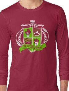 The IT Crowd Crest Long Sleeve T-Shirt