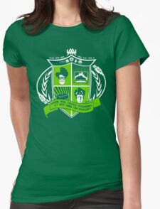 The IT Crowd Crest Womens Fitted T-Shirt