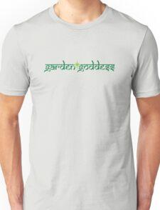 green garden goddess Unisex T-Shirt