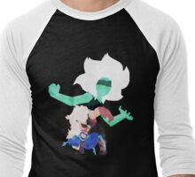 Malachite Men's Baseball ¾ T-Shirt