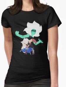 Malachite Womens Fitted T-Shirt
