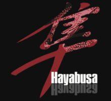 Suzuki Hayabusa Shirt by Paul Shellard