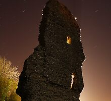 Bramber Castle by rearviewmirror