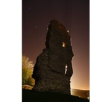 Bramber Castle Photographic Print