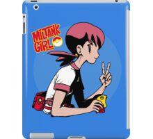 Miltank Girl iPad Case/Skin