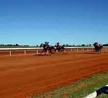Charleville Races by Chris Chalk