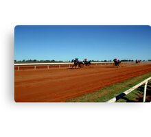 Charleville Races Canvas Print