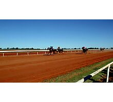 Charleville Races Photographic Print