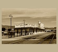 Route 66 Station by don thomas