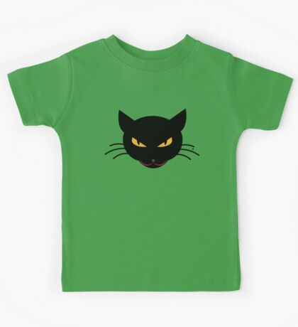 Evil Kitty Kids Tee