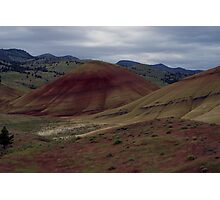 Painted Hills Photographic Print