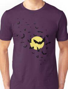 Bat Swarm Unisex T-Shirt