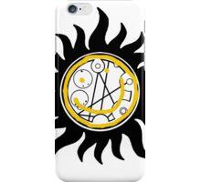 Superwholock Logo iPhone Case/Skin