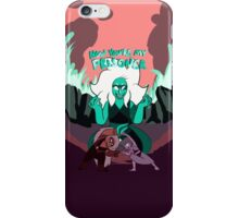 Now You're My Prisoner iPhone Case/Skin