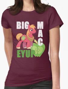 bic macintosh Womens Fitted T-Shirt