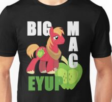 Big macintosh Unisex T-Shirt