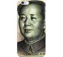Mao Zedong (Renminbi) iPhone Case/Skin