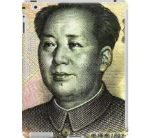 Mao Zedong (Renminbi) iPad Case/Skin