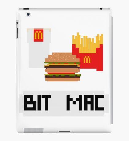 Bit mac iPad Case/Skin