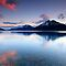 Lake Wakatipu Sunset by Cameron B