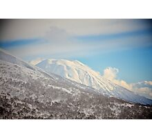Mt Yotei Niseko Japan Photographic Print