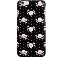 Glamour Skulls iPhone Case/Skin