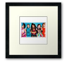 Fifth Harmony Framed Print