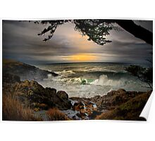 Little Whale Cove ~ Oregon Coast ~ Poster