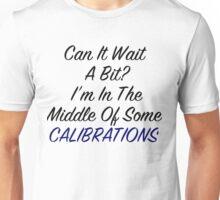 Calibrations (Garrus Mass Effect) Unisex T-Shirt