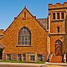 Glendive, Montana, First United Methodist Church by Bryan D. Spellman