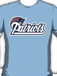 Patriots Logo  T-Shirt