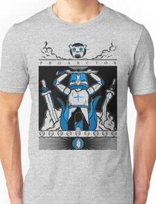 Castle Crashers - Heraldry of the Blue Knight Unisex T-Shirt