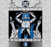 Castle Crashers - Heraldry of the Blue Knight Unisex T-Shirt