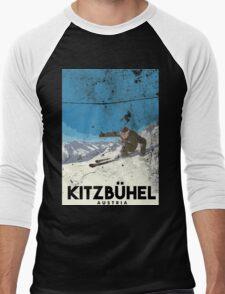 Ski Kitzbühel Austria (eroded) T-Shirt