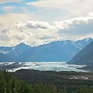 Matanuska Glacier II by Gary L   Suddath